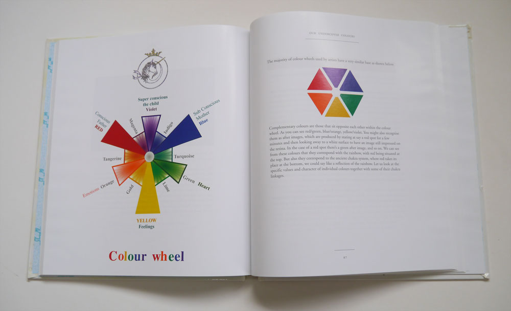 Academy of Healing Arts - Colour the Cosmic Code