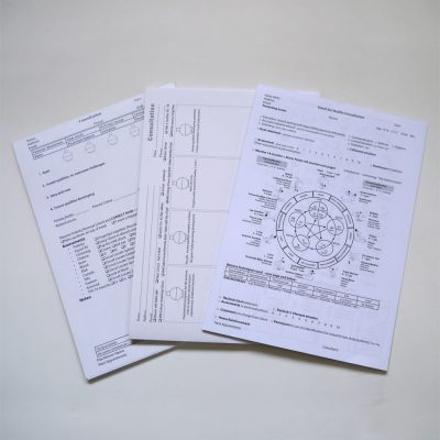 Academy of Healing Arts - Consultation Pads