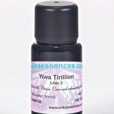 BE 25 - Yova Tirillion - Lilac 3 - Butterfly Essence