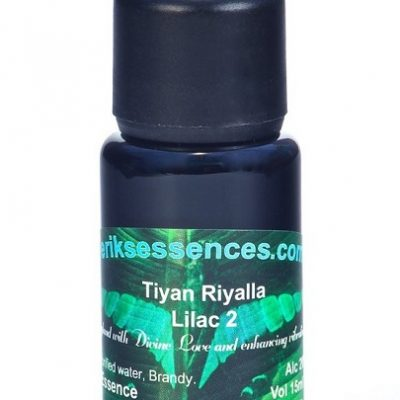 BE 31 - Tiyan Riyalla – Lilac 2 - Butterfly Essence