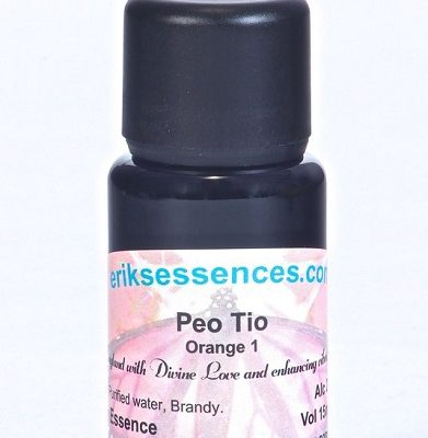 BE 59 - Peo Tio – Orange 1 - Butterfly Essence