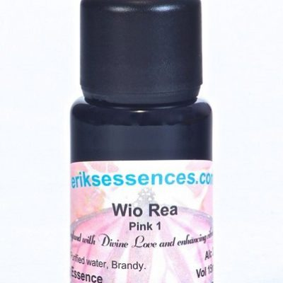BE 63 - Wio Rea – Pink 1 - Butterfly Essence