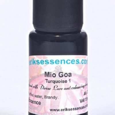 BE 72 - Mio Goa – Turquoise 1 - Butterfly Essence