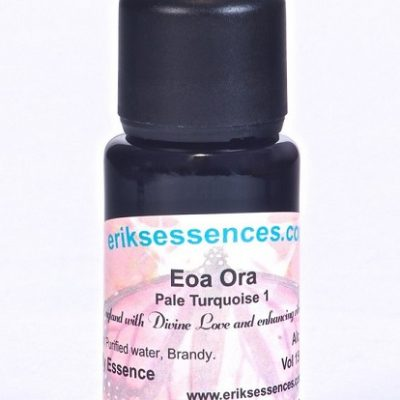 BE 73 - Eoa Ora - Pale Turquoise 1 - Butterfly Essence