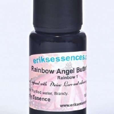 BE 84 - Rainbow Angel Butterflies - Rainbow 1 - Butterfly Essence